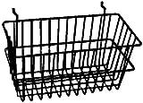 12''W x 6''D x 6''H Narrow Basket Black/Semi-gloss--- Lot of 6 each