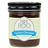 NEW Chocolate Spread - Dairy Free - Hazelnut Free - Made with Coconut Milk - No Corn Syrup - Smooth - Delicious
