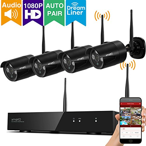 Wireless XmartO Security Camera System