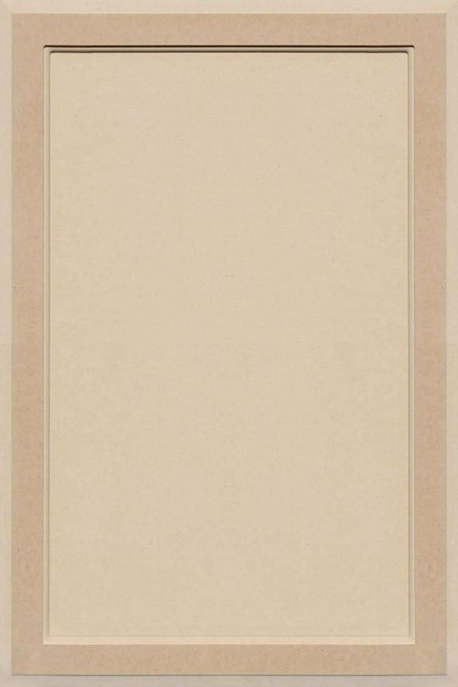 Unfinished MDF Square Flat Panel Cabinet Door by Kendor, 30H x 20W Kendor Wood Inc.