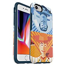 OtterBox Symmetry Series Disney • Pixar Case Toy Story for iPhone 8 & iPhone 7 (ONLY) - Retail Packaging - Buzz & Woody