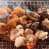博多もつ焼き三昧福袋 「白(塩)、赤(味噌)、黒(黒胡麻)の3種のホルモン焼き 」 焼肉 バーベキューに( 贈り物にも)