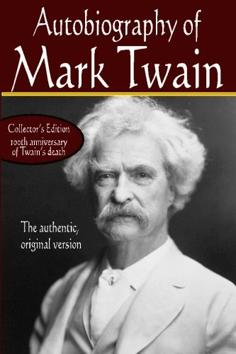 Image of The Autobiography of Mark Twain
