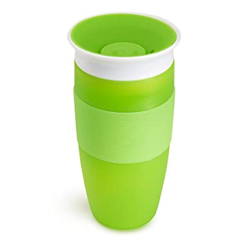 Munchkin Miracle 360 Degree Sippy Cup Blue 14 oz//414 ml