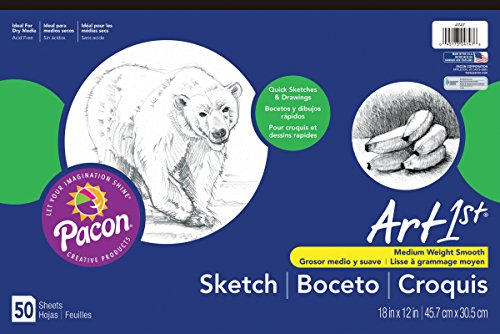 Art1st Sketch Pad, 18