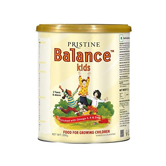 Balance Kids - Food for Growing Children, 200g (Vanilla)