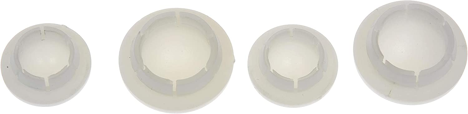 White Dorman 49471 Wiper Linkage Bushing Replacement for Select Chevrolet Models