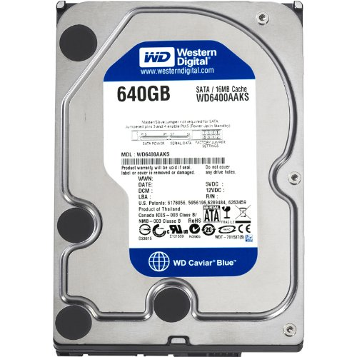 Dell Inspiron One 22 Western Digital WD3200AALX Drivers for Mac Download