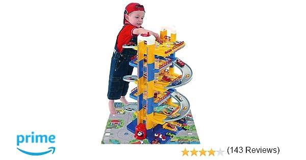 MOLTO - Parking Infantil de Coches con 6 Plantas: Amazon.es: Juguetes y juegos