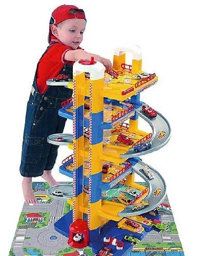 Molto 5414 6 Storey Toy Garage Parkhaus