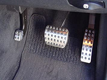 Mercedes-Benz AMG Pedal Set Automatic Auto Gearbox MERCPS2-X164:  Amazon.co.uk: Car & Motorbike