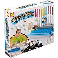 ALEX Toys Marker Magic Air Brush Studio