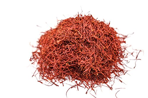Persian Saffron Threads by Slofoodgroup Premium Quality Saffron Threads, All Red Saffron Filaments (various sizes) Grade I Saffron (1 Gram Saffron) by Slofoodgroup (Image #4)