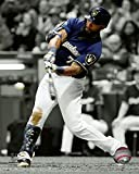 "Eric Thames Milwaukee Brewers Spotlight Action Photo (Size: 8"" x 10"")"
