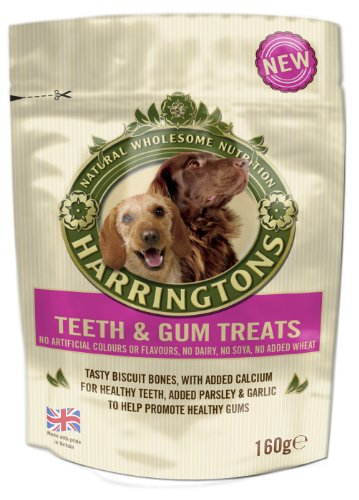 Harringtons - Teeth & Gum Treats For Dogs - 160g x 7