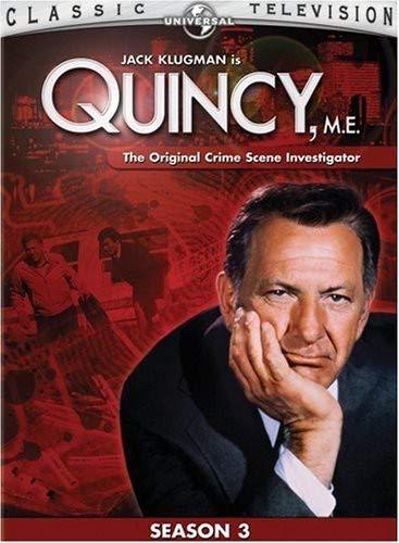 - Quincy, M.E.: Season 3