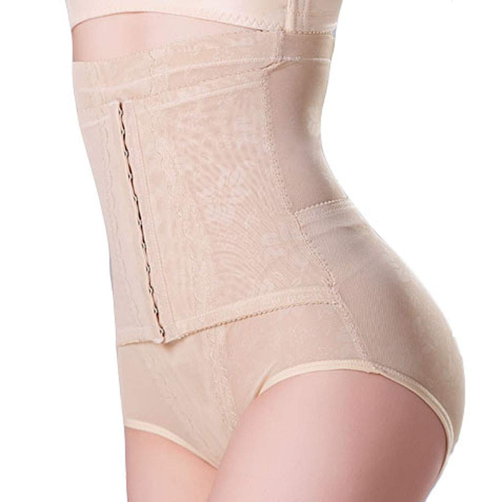 AIEason Women Control Panties Hip Lifting Belt Slimming Shapewear High Waist Abdomen Body Shaping Corset