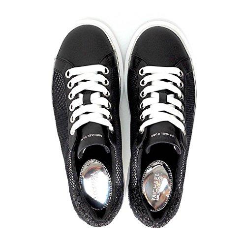 Sneaker da Donna Max Lace Up Nero Michael Kors FW 2017