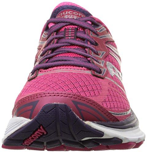 Saucony Guide 9, Zapatillas de Running para Mujer Rosa (Pink)
