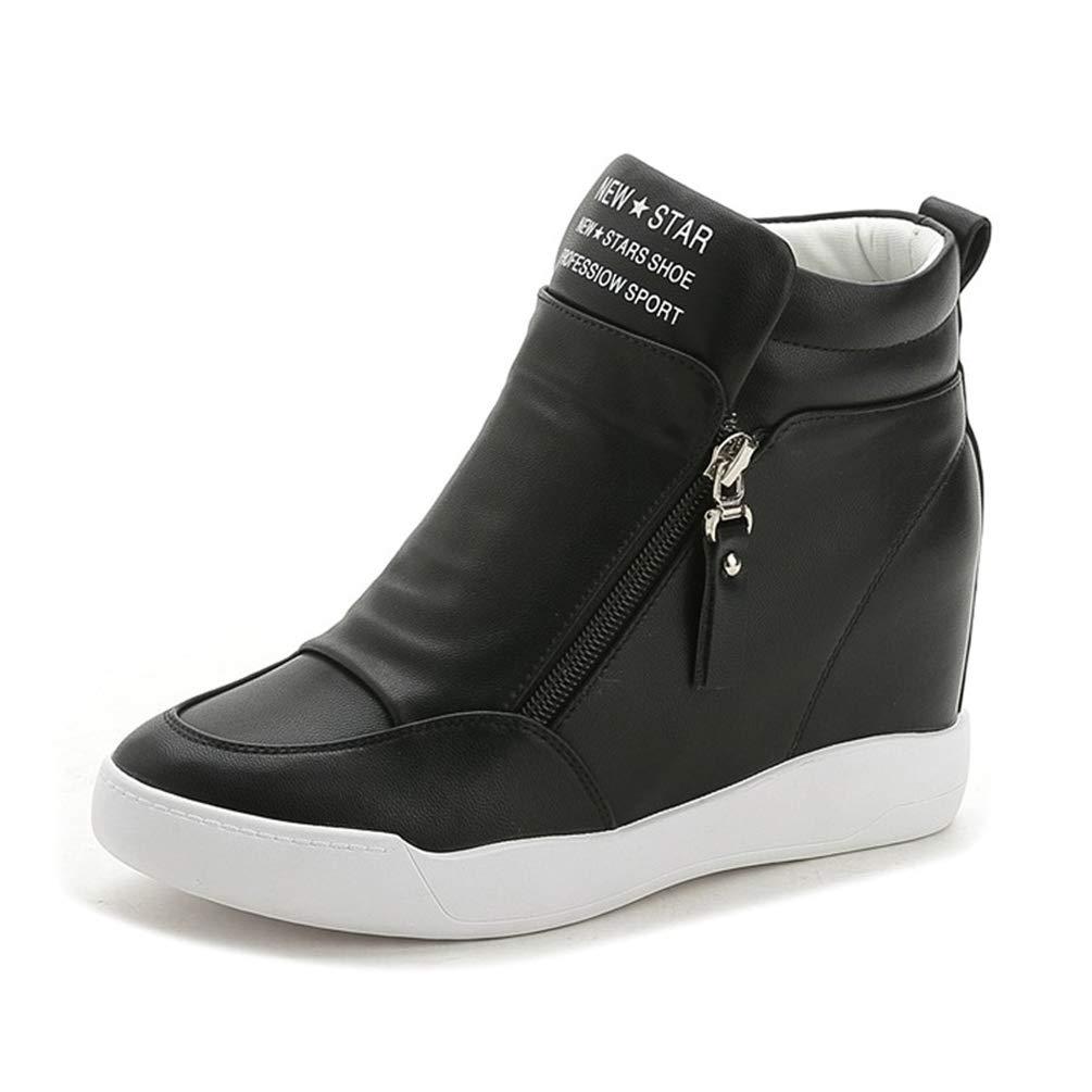 Mujeres Zapatillas Zapatos de Plataforma de Moda Flecos Mocasines Zapatos de tacó n de la Mujer otoñ o Zapatos
