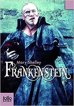 Book Frankenstein (Folio Junior)