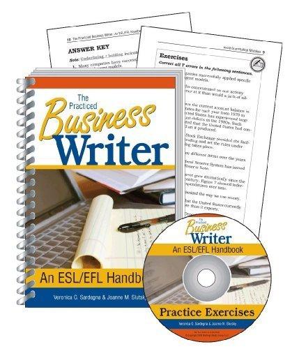 The Practiced Business Writer: An ESL/Efl Handbook