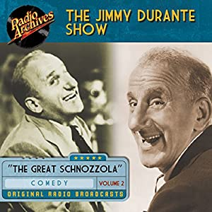Jimmy Durante Show, Volume 2 Radio/TV Program