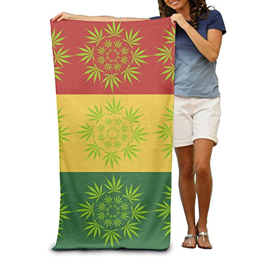 Rasta Beach Towels - 9