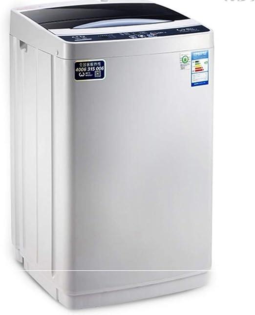 QFFL xiyiji Lavadora, 6g Kg. Lavadora automática de un Solo Uso ...
