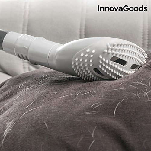 Blanco Innovagoods Cepillo Quitapelos para Aspirador