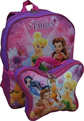 Disney Fairies Backpack - Disney Fairies Tinkerbell & Friends 16