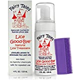 Fairy Tales Lice Good-Bye Non-Toxic, Pesticide Free Lice Removal Kit, 4 Fluid Ounce