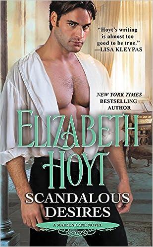 Book Scandalous Desires (Maiden Lane)