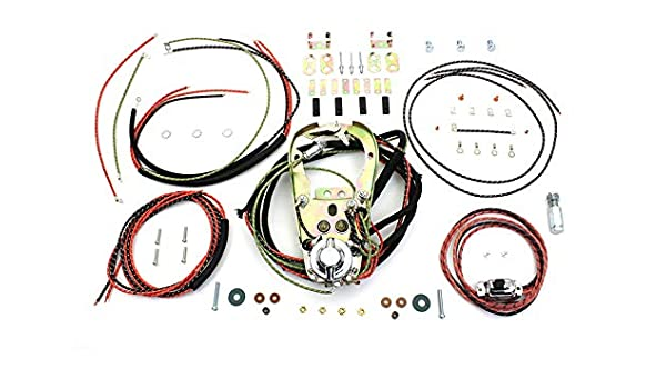Amazon.com: Two Light Dash Base Wiring Harness Flat ... on smart car diagrams, electronic circuit diagrams, lighting diagrams, honda motorcycle repair diagrams, switch diagrams, electrical diagrams, internet of things diagrams, battery diagrams, series and parallel circuits diagrams, transformer diagrams, led circuit diagrams, troubleshooting diagrams, pinout diagrams, hvac diagrams, engine diagrams, friendship bracelet diagrams, sincgars radio configurations diagrams, gmc fuse box diagrams, motor diagrams,