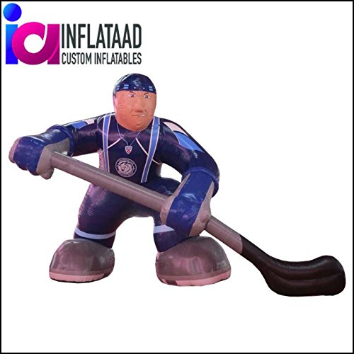 (Inflatable Hockey Player)