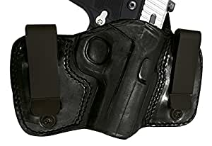 Amazon.com : Tagua Gunleather DCH Dual Clip Inside The