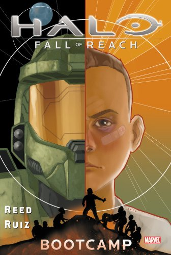 Halo: Fall of Reach Bootcamp Boot Reed