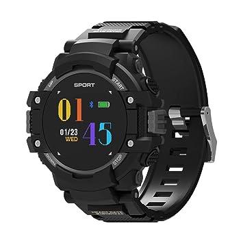 Reloj Deportivo Inteligente, Reloj Bluetooth Impermeable Con Modos Multideporte De GPS, Con Brújula,