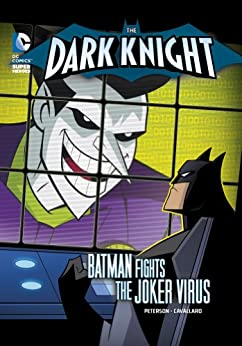 Amazon.com: The Dark Knight: Batman Fights the Joker Virus