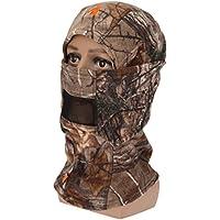 SPIKA Camo Balaclava Hunting Hood Headwear Military...