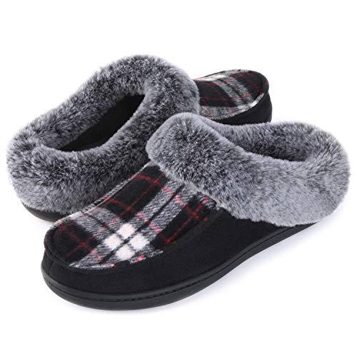 ULTRAIDEAS - Zapatillas de Estar por casa para Mujer: Amazon.es: Zapatos y complementos