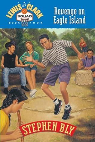 book cover of Revenge On Eagle Island