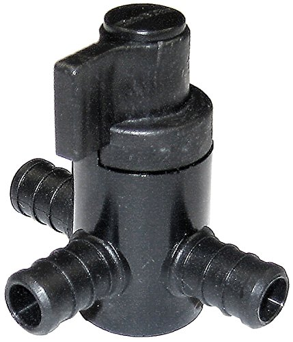 3 Way Bypass Valve - Elkhart 28910 3-Way By-Pass Crimp Valve