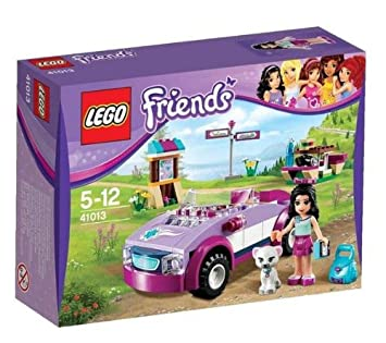 Cabriolet D'emma 41013 Coupé Le Construction Friends De Lego Jeu vwmn0N8
