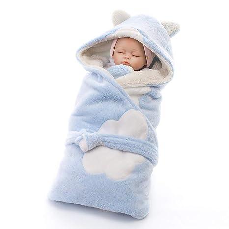 Couverture d'emmaillotage Bébé Hiver Gigoteuse