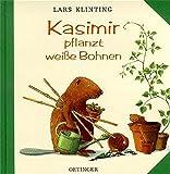 Kasimir pflanzt weisse Bohnen
