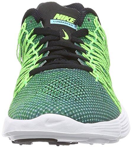 Aqua Mujeres Light 403 corriendo lt Blk Mehrfarbig Lunaracer flsh 3 Rtr Lm Nike wYTqS4a