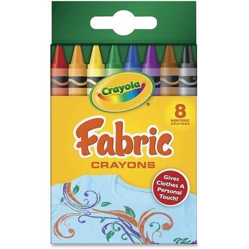 52-5009 Crayola Crayola Fabric Crayon - 3.62