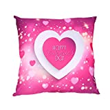 Weiliru Couples Pillowcases-Anniversary, Wedding, Couple Gifts for Your Lover,Gifts for Her for Valentines Day(No Insert Pillow)