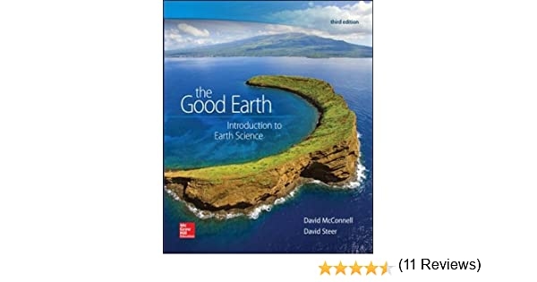 Amazon.com: The Good Earth: Introduction to Earth Science (WCB ...